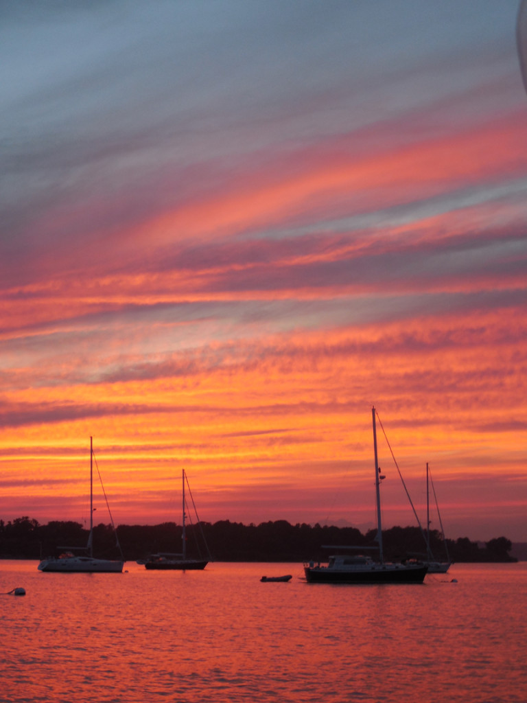 Dutch Harbor sunset