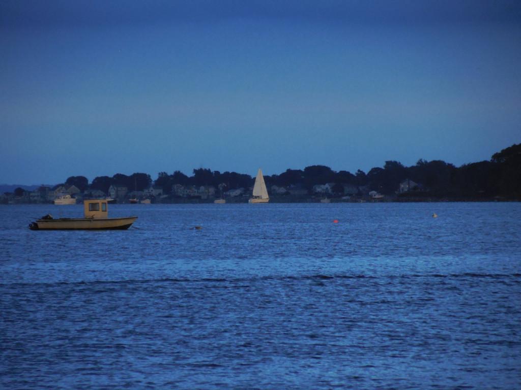 Quahog boat
