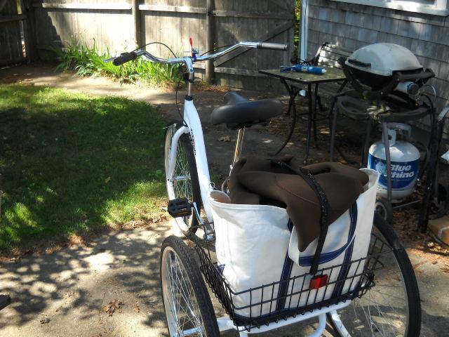 Pack mule?